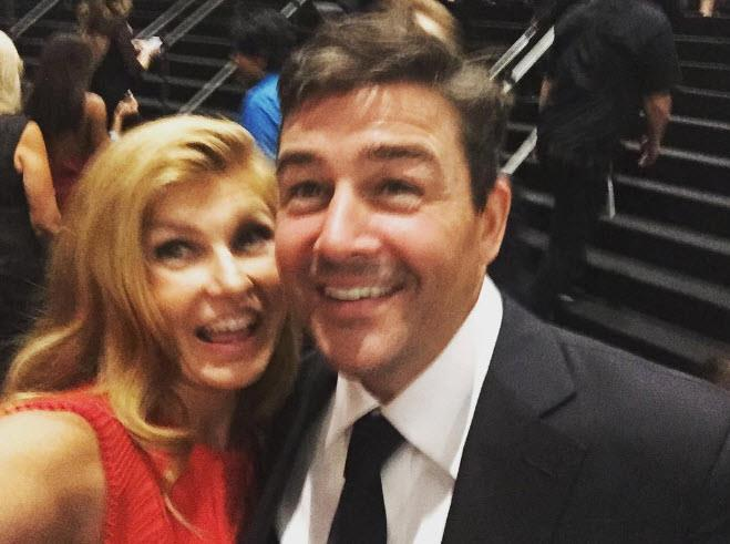 And the actors who played them, Connie Britton and Kyle Chandler looked super excited to be reunited late last year.