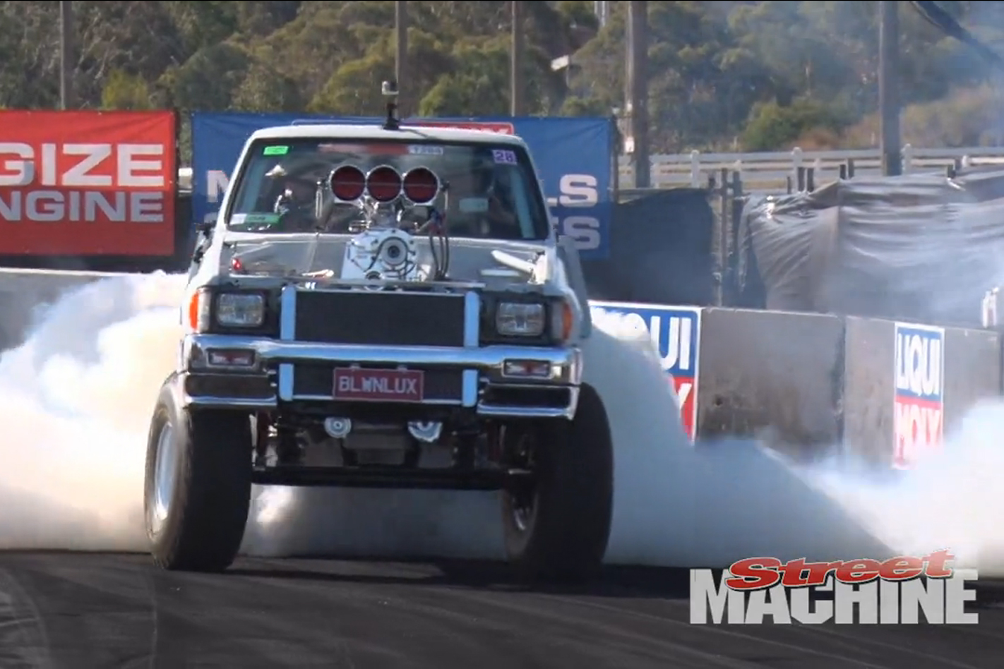 Top Gear Tyres >> VIDEO: BURNOUT MASTERS QUALIFYING