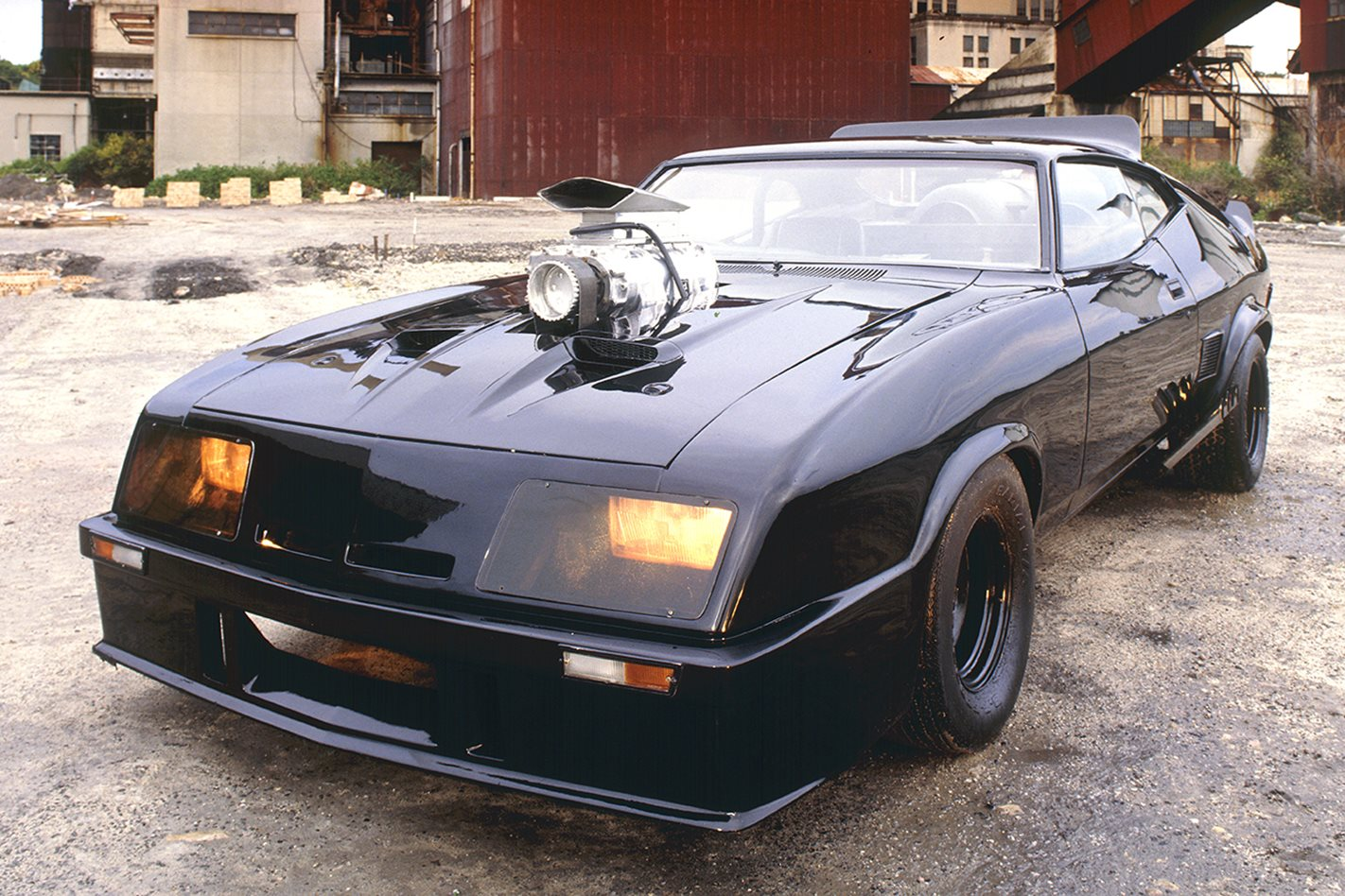 The Real Story Of The Mad Max Xb Gt Street Machine