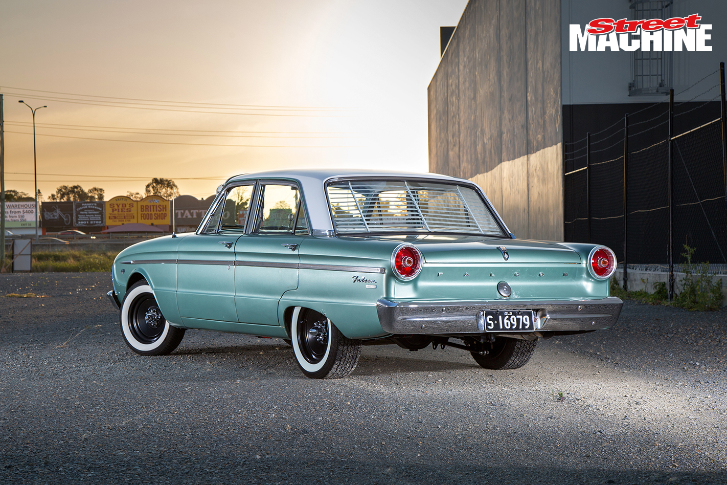 1jz 1964 xm ford falcon reader s car of the week