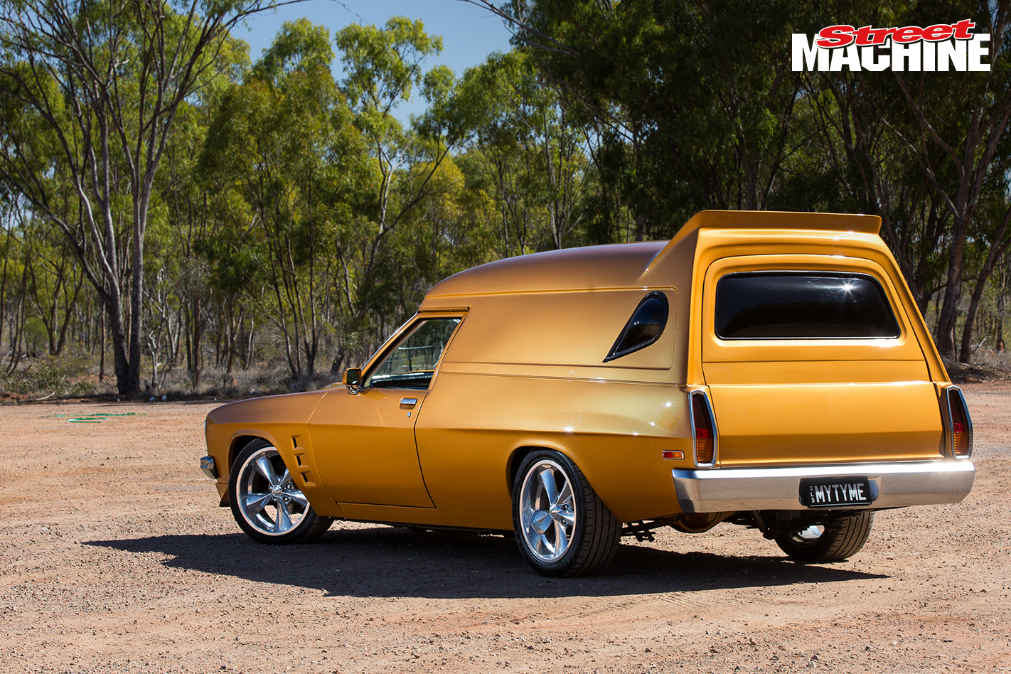 My Kia Performance >> 1976 HOLDEN HX SANDMAN PANEL VAN: READER'S CAR OF THE WEEK