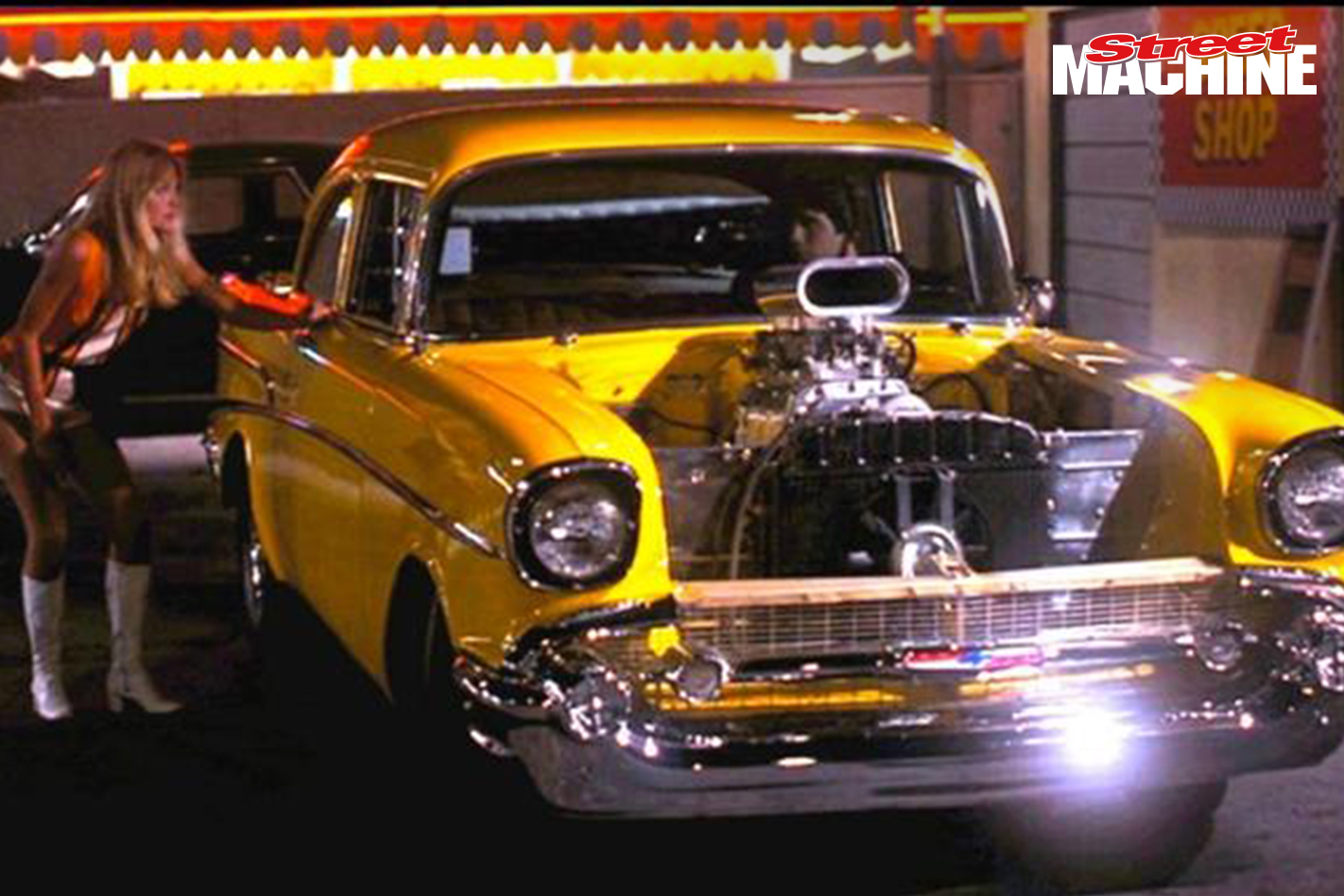 Motor 5 4 Ford Triton >> THE HOLLYWOOD KNIGHTS (1980): RIPPER CAR MOVIES
