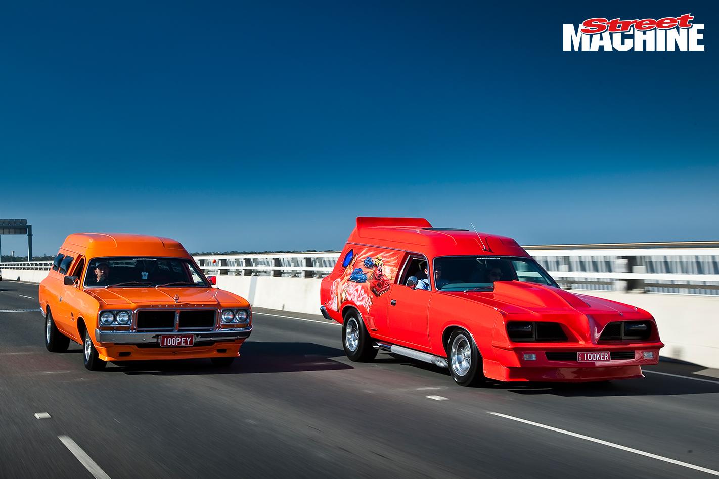 Chrysler Valiant Panel Vans Nw