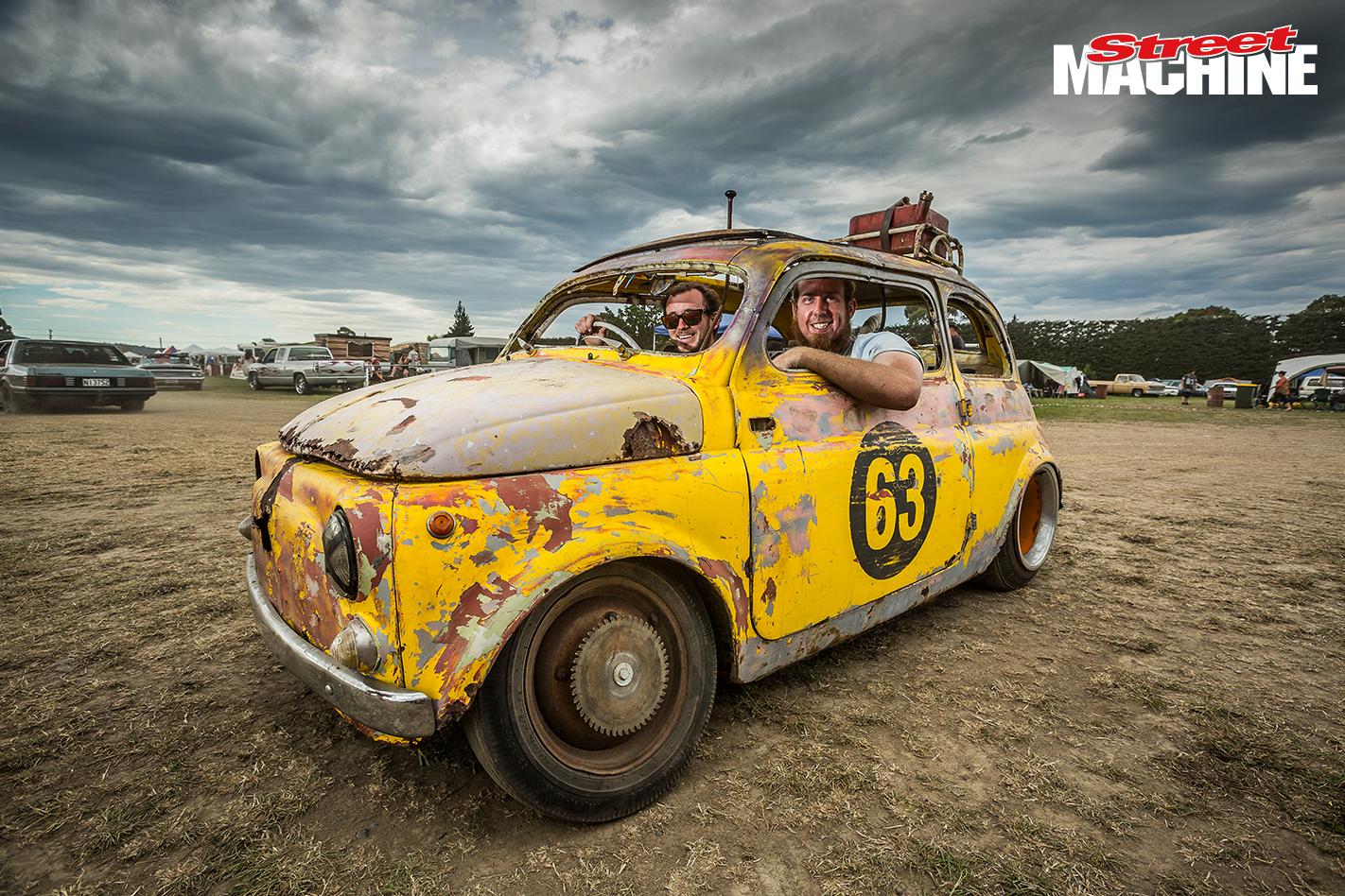 500 (Classic) - The FIAT Forum