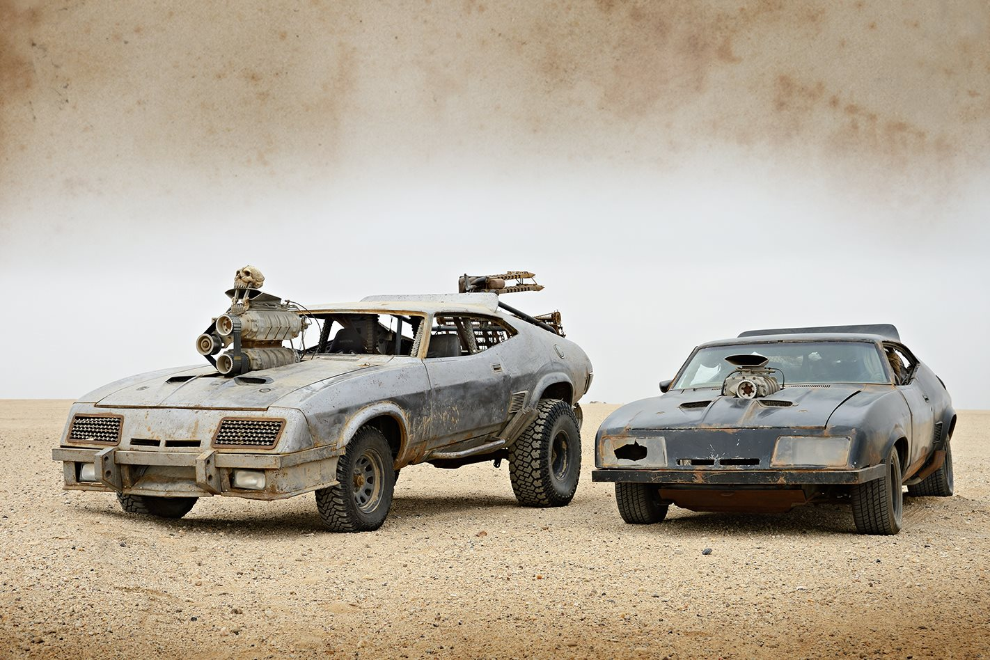 Cars From Mad Max