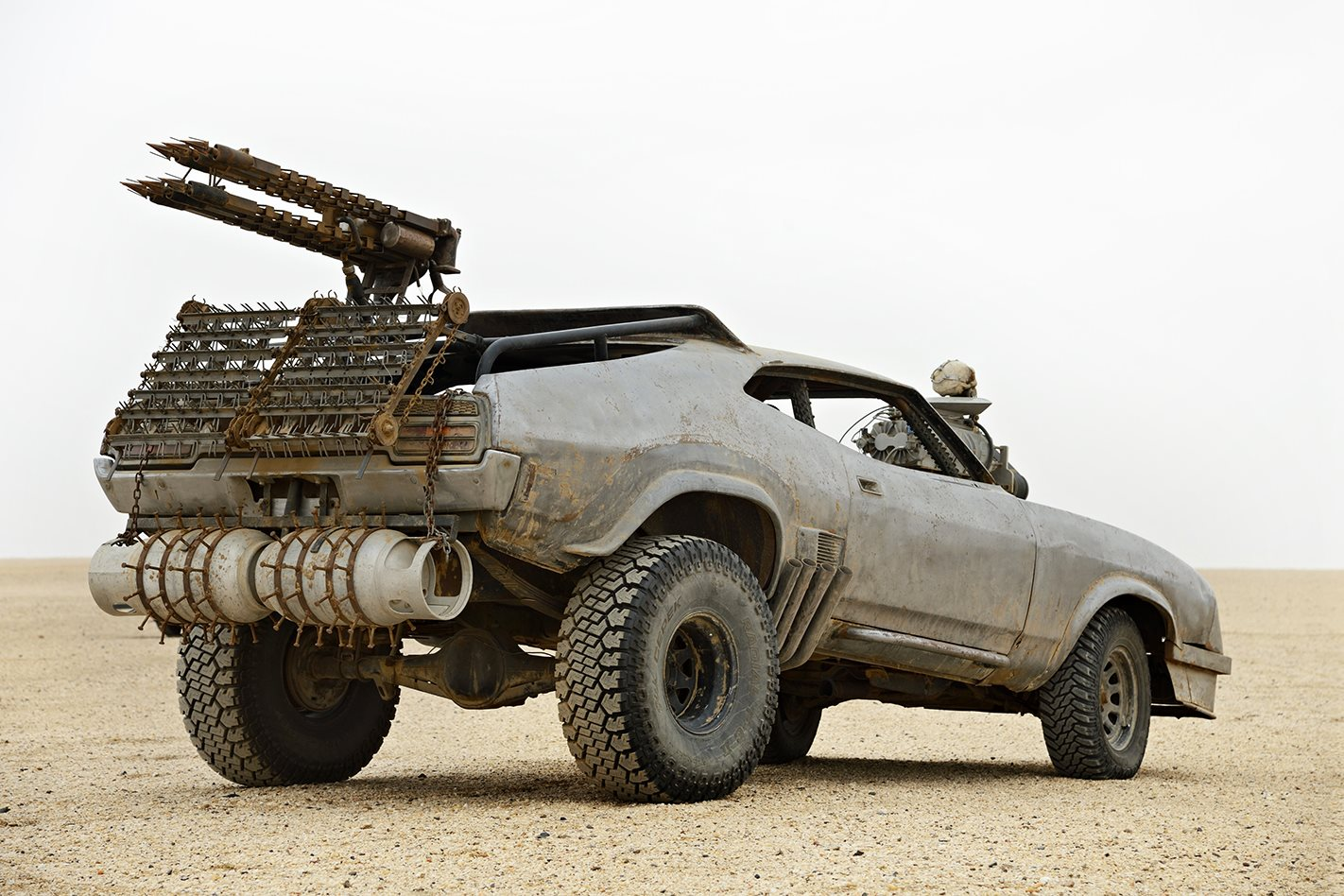 Video Mad Max Fury Road Cars Behind The Scenes