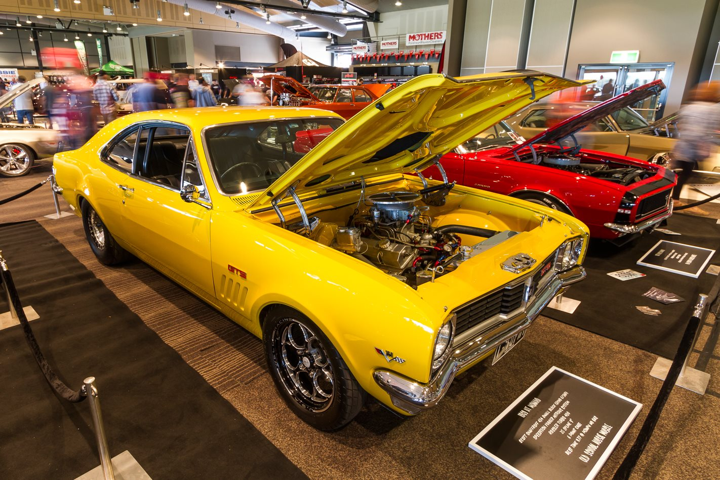 Sydney Hot Rod And Custom Auto Expo 2016