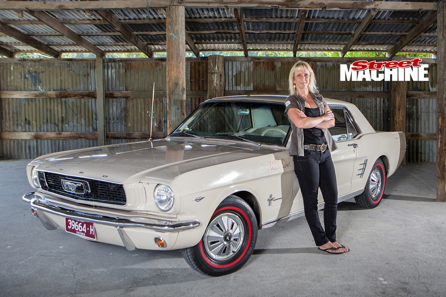 Valley Motor Honda >> 1966 FORD MUSTANG: READER'S CAR OF THE WEEK
