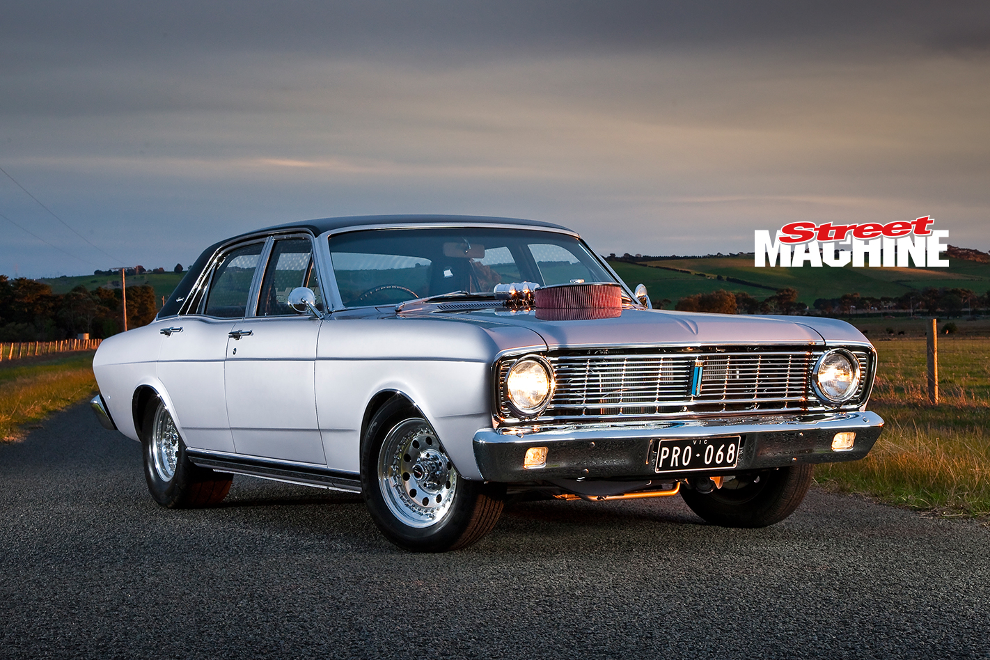 Ford Falcon Drag Car For Sale