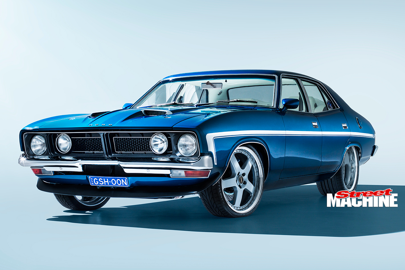 Ford Xb Gs Fairmont Streeter Gshoon
