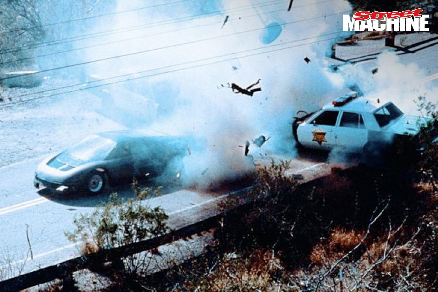 The Wraith Car >> The Wraith 1986 Ripper Car Movies