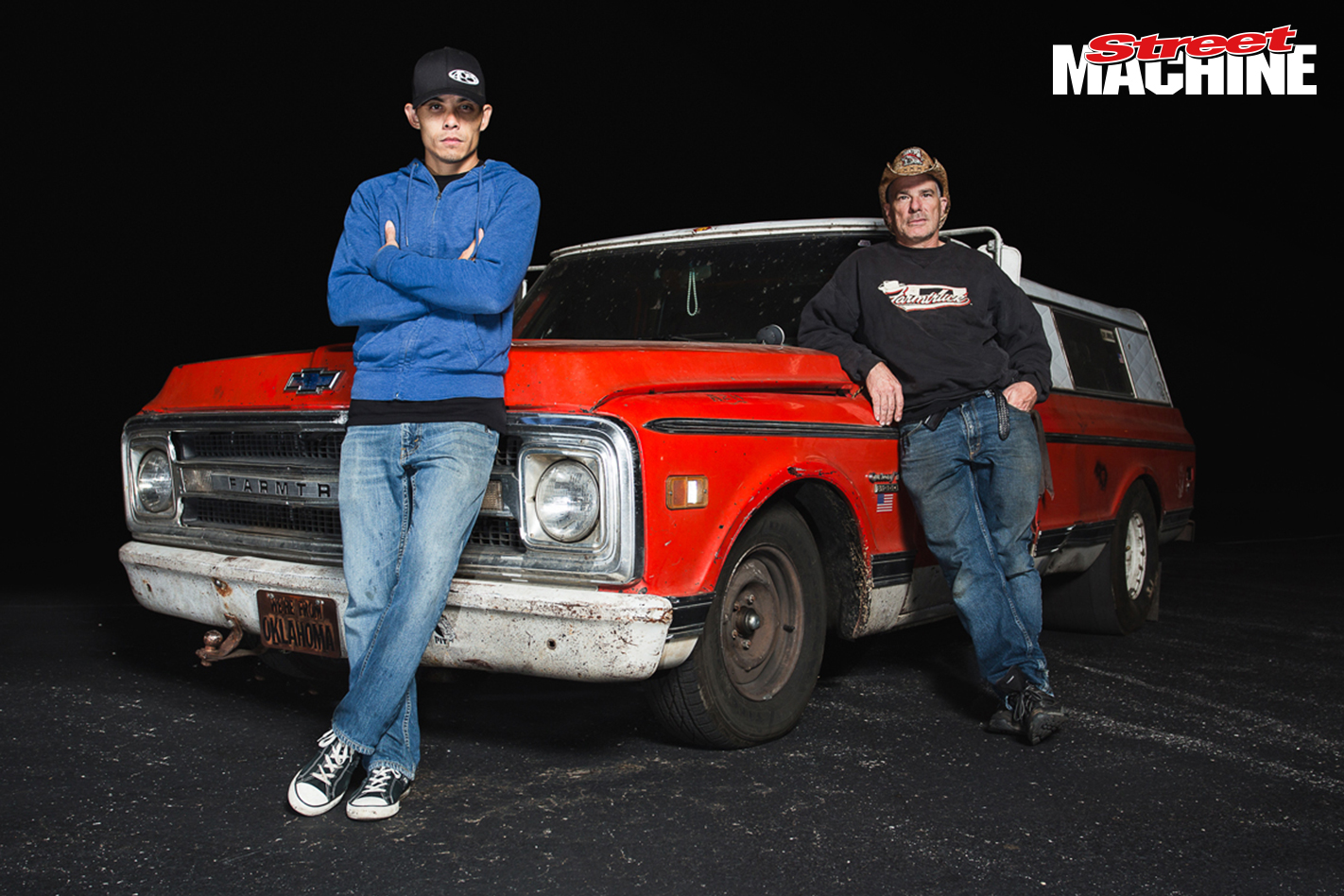 Farmtruck Street Outlaws
