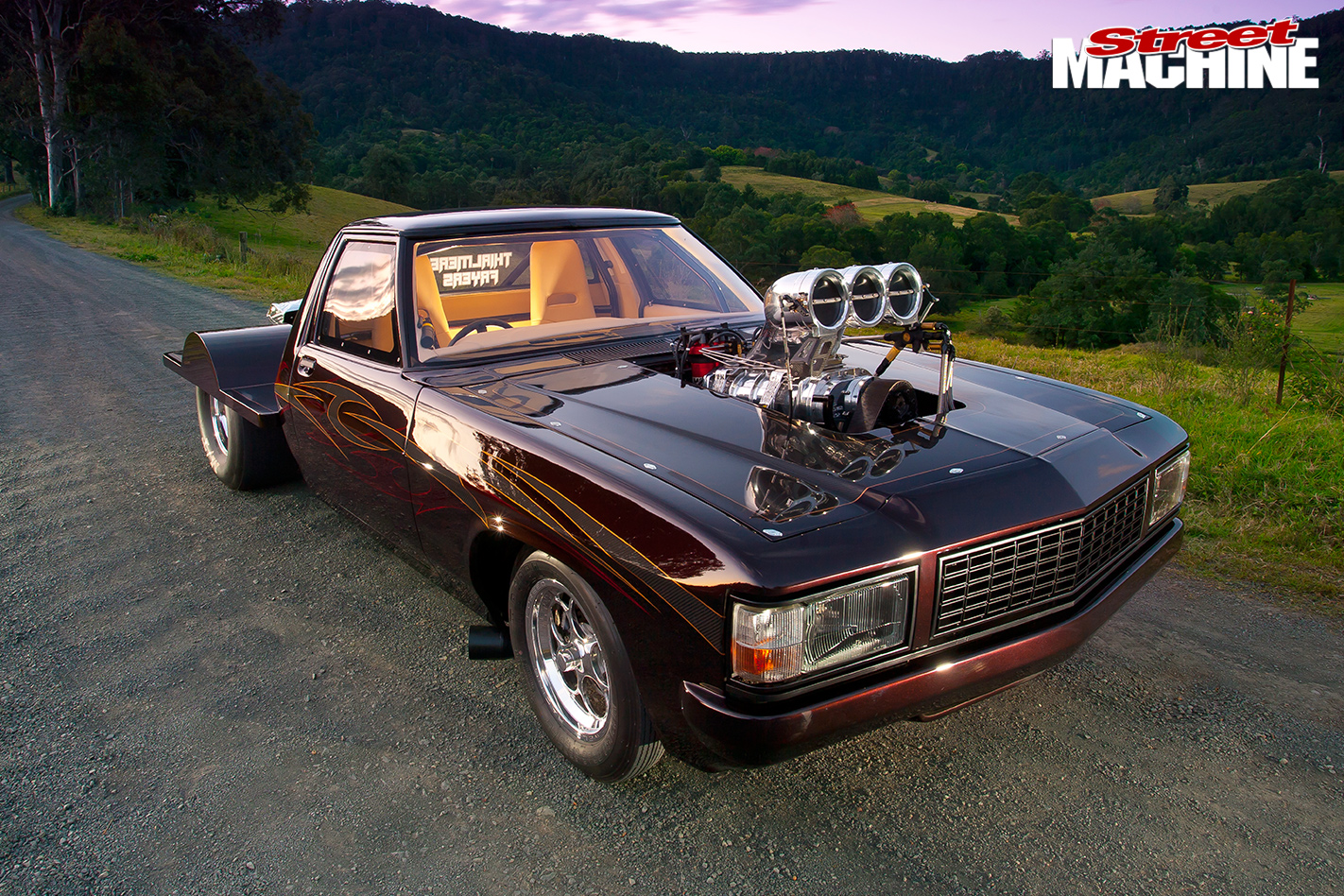 My Kia Performance >> BLOWN WB HOLDEN ONE-TONNER