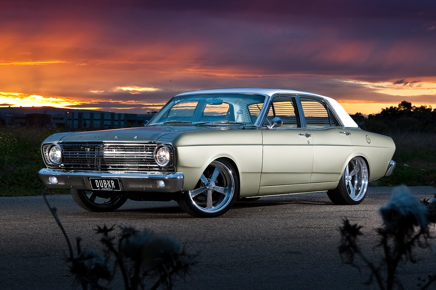 1968 Ford Xr Falcon 500 Streeter