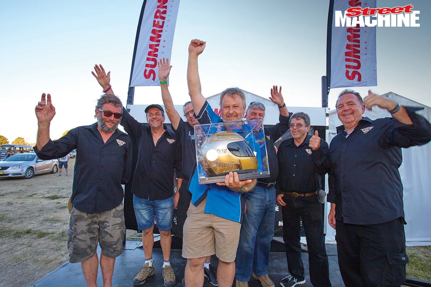 Summernats legend award