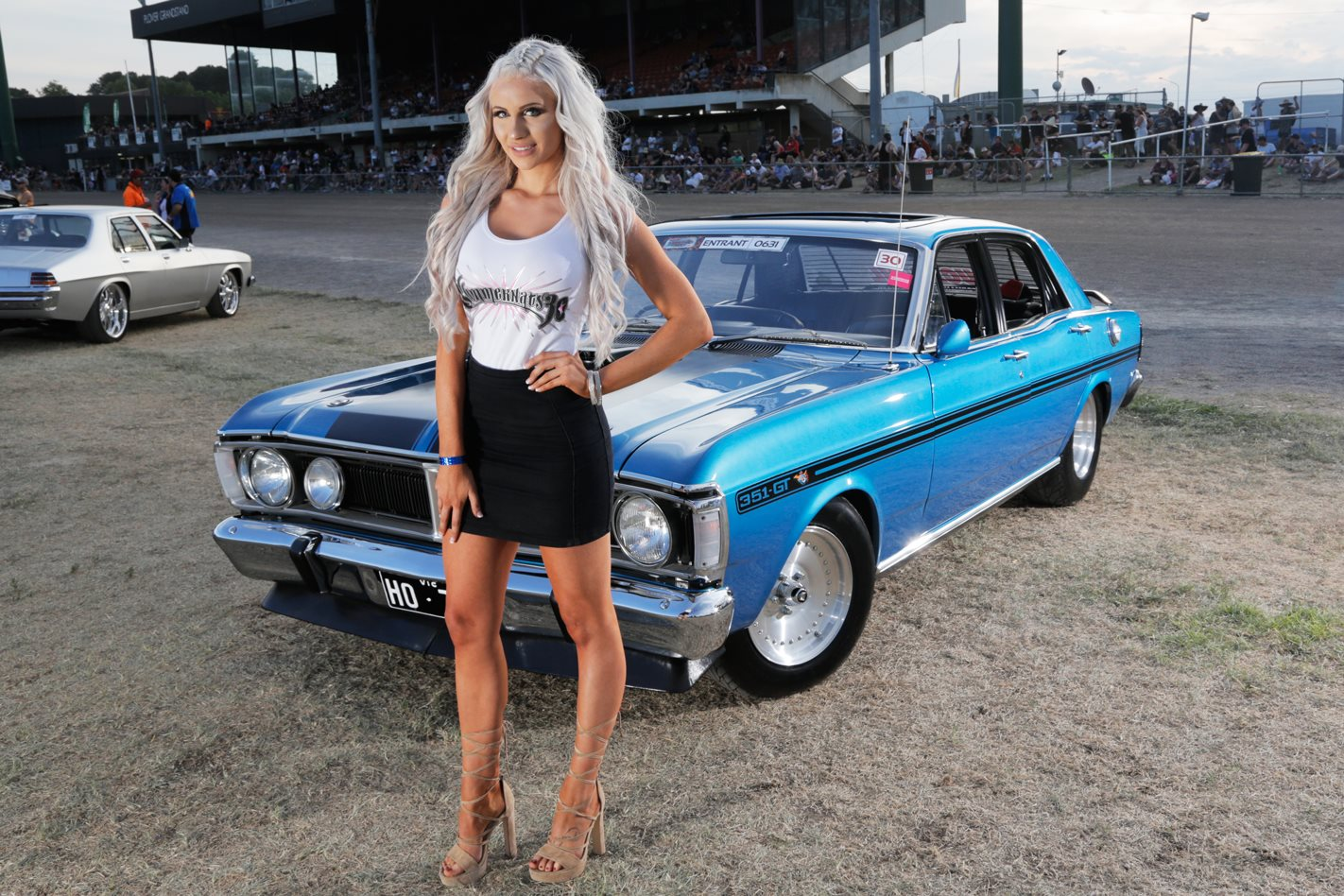 Jazmyne Wardell Miss Summernats
