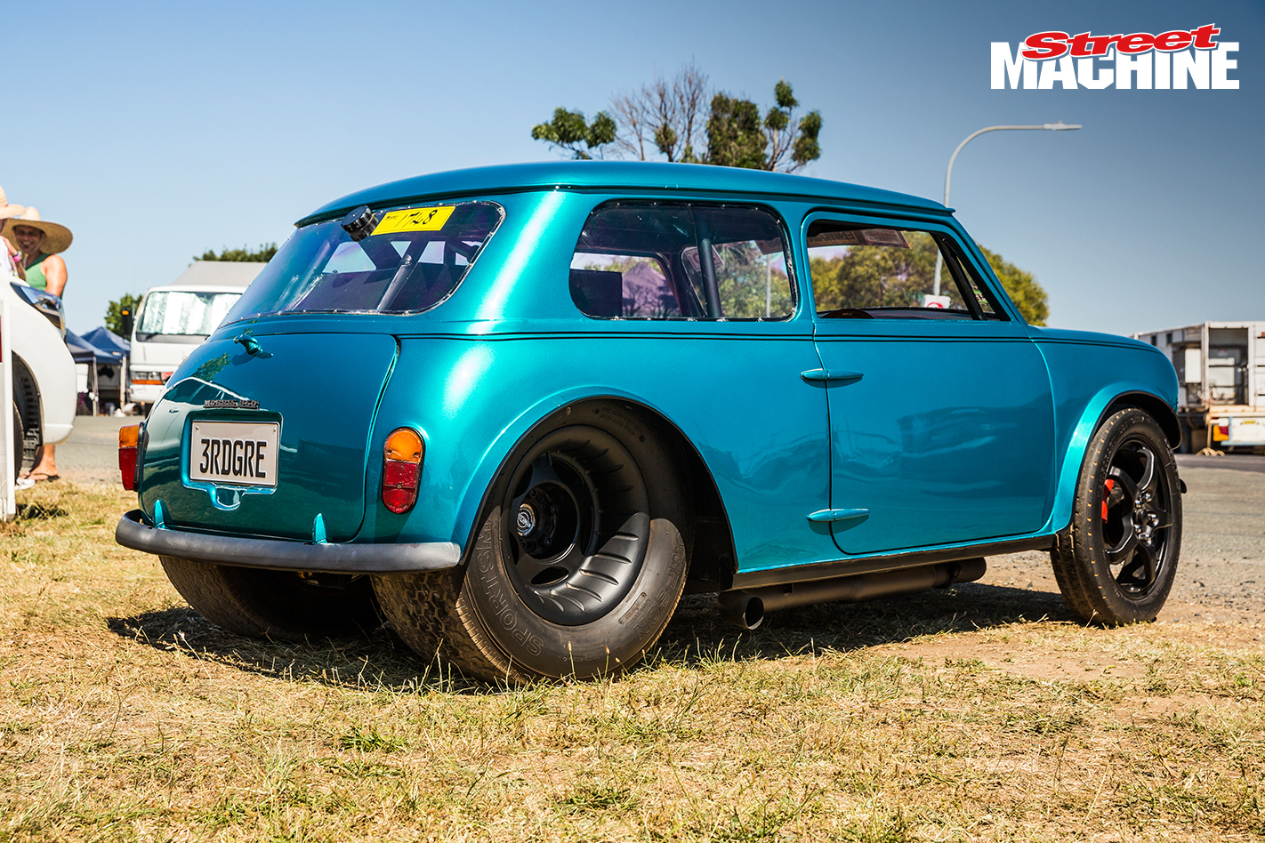 Mini v8 Summernats