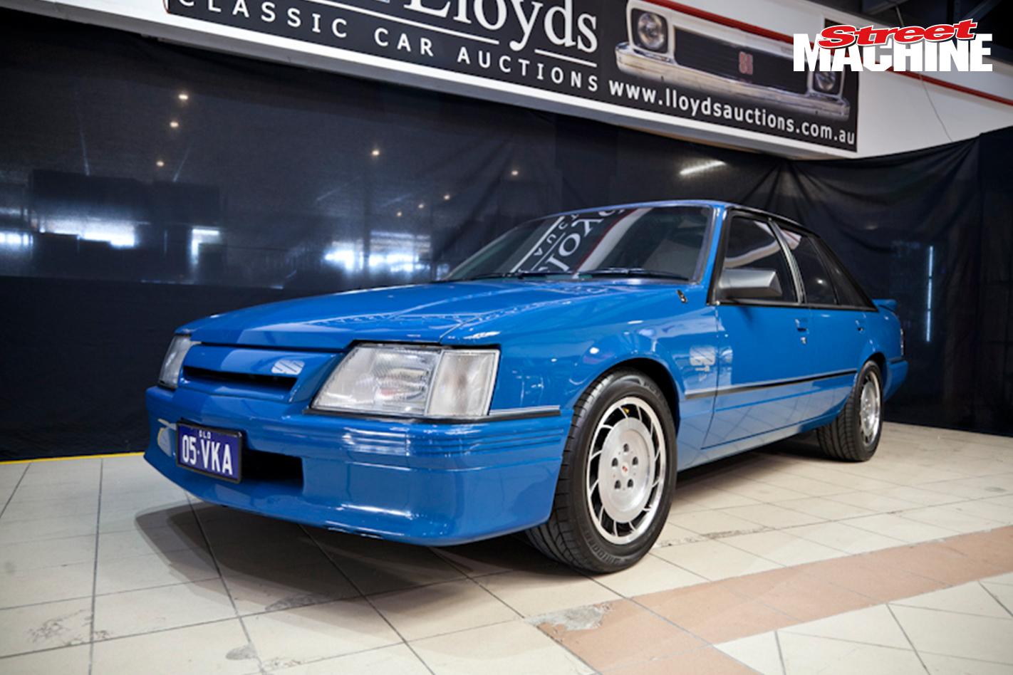 Blue Meanie Torana Sl R 5000 And Xb Hardtop Set For