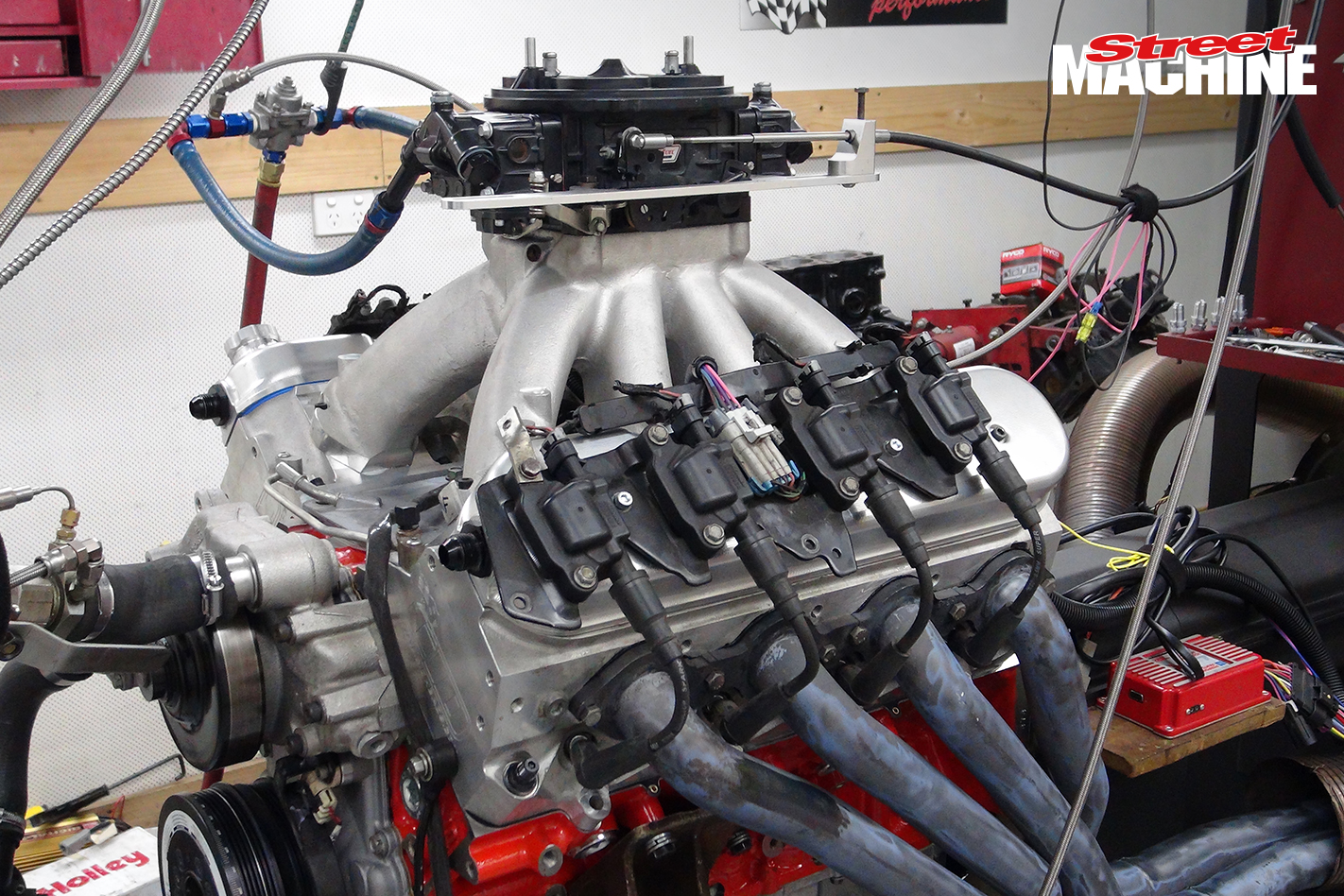 760HP ASPIRATED LSX ON THE DYNO – VIDEO