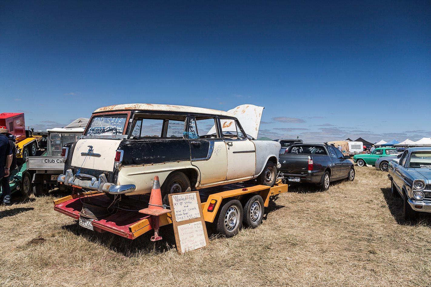 Holden Wagon