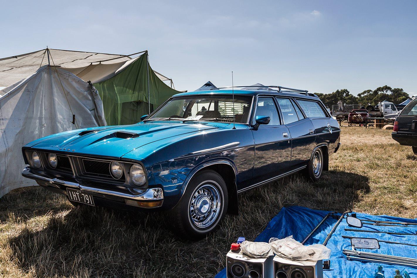 Ford Falcon XB wagon