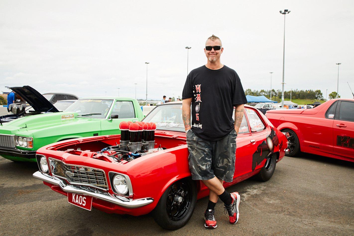 Holden LJ Torana - Pete Glass
