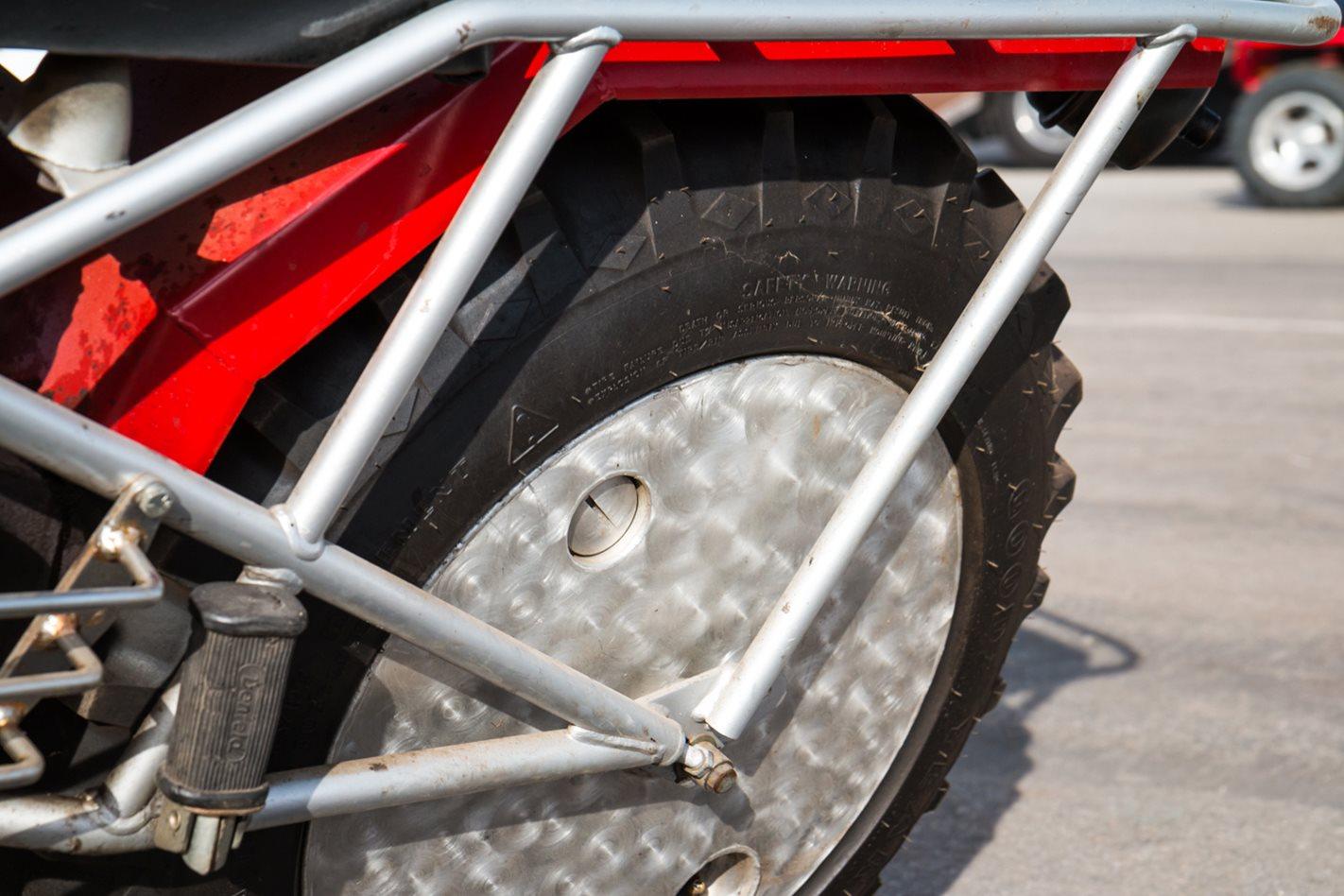 Rokon Trailbreaker wheel