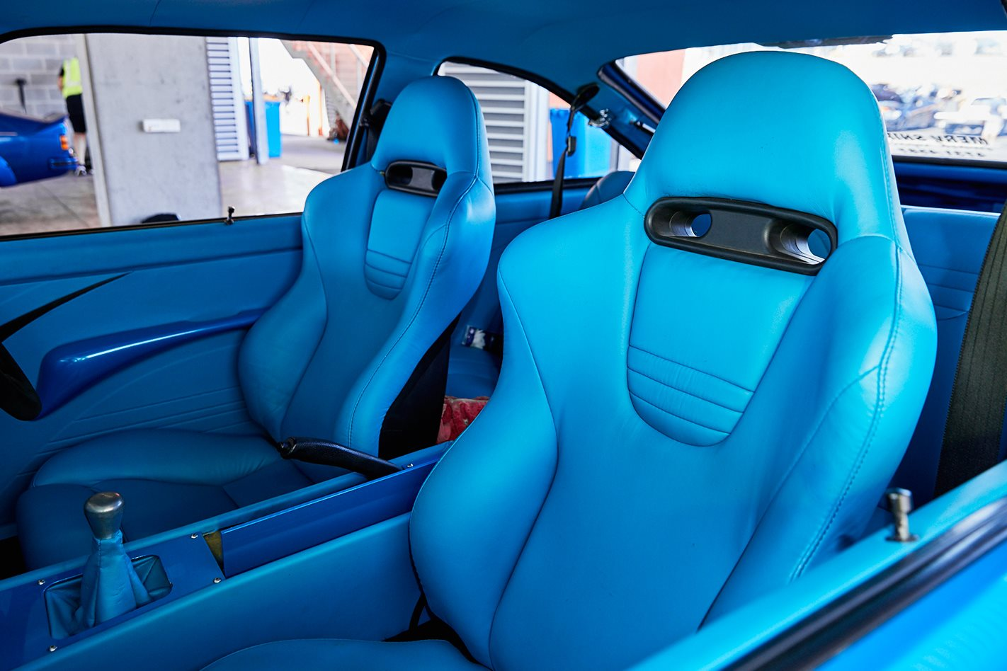 Spinks Torana seats
