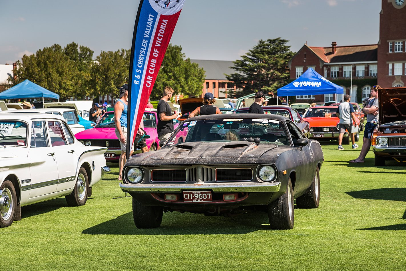 Barracuda - Chryslers by the bay