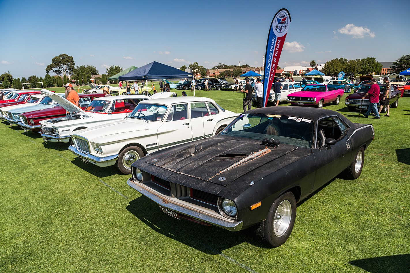 1974 Barracuda - Chryslers by the bay
