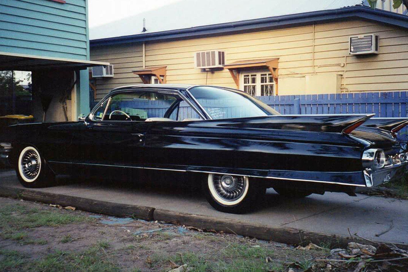 John Campbell Cadillac Coupe De Ville