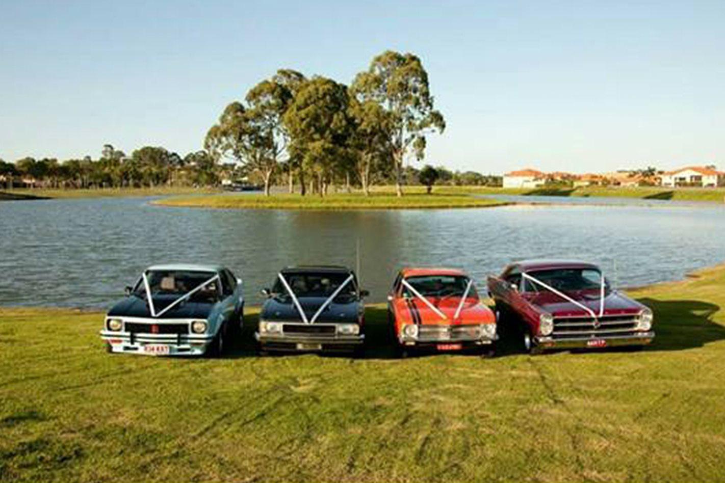 Anthony Meulenberg wedding cars