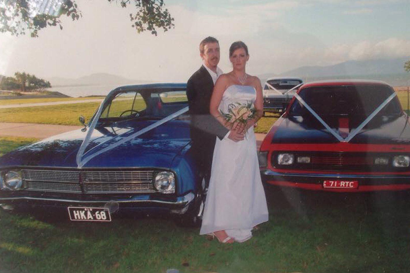 Luke Wirth Holden HK GTS Monaro and Chrysler RT Charger