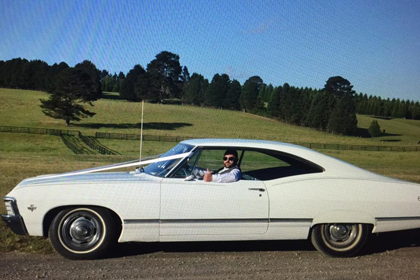 Daniel Wonson's '67 Impala