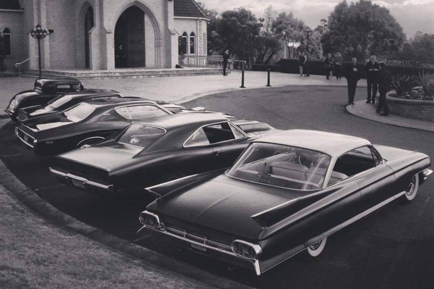 Daniel J Kuiper's wedding cars