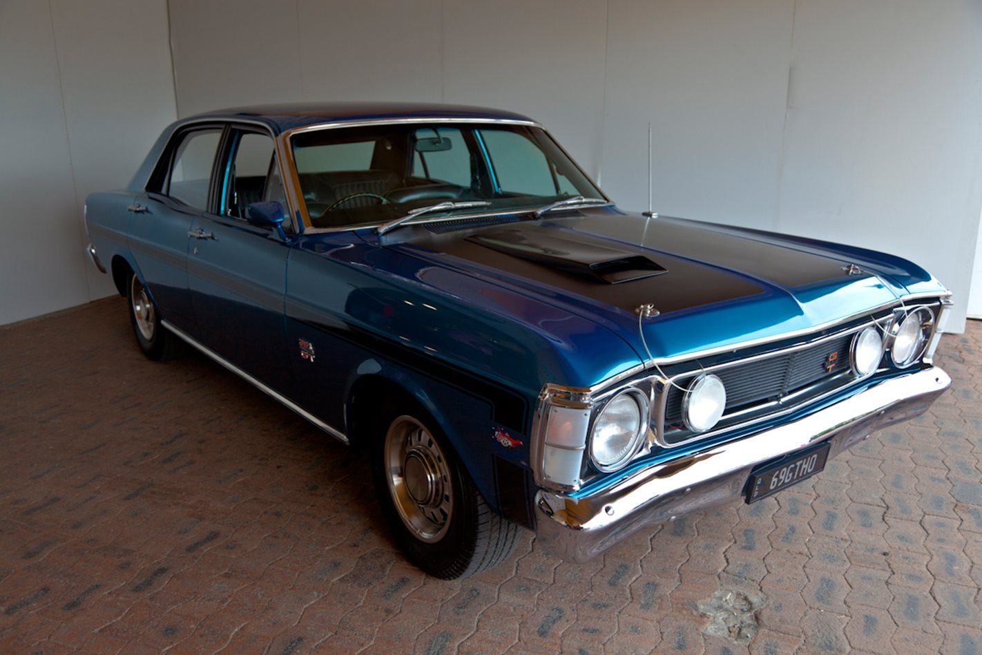 Ford Falcon Phase I XW GTHO