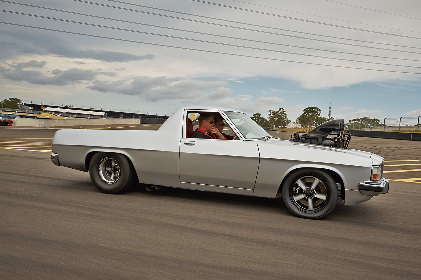Holden HJ ute at Powercruise