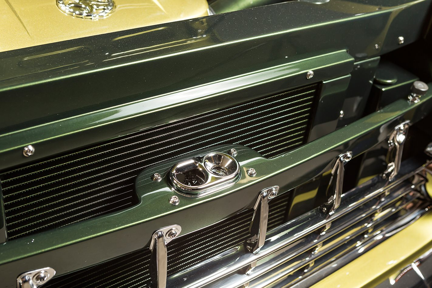 Holden FB Tailspin radiator