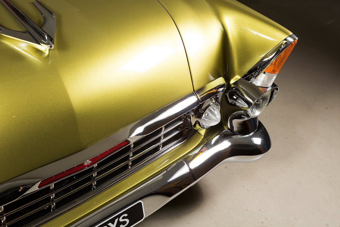 Holden FB Tailspin light