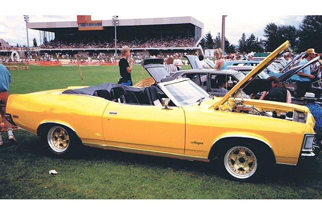 Gary Hopwood's Ford Falcon Convertible