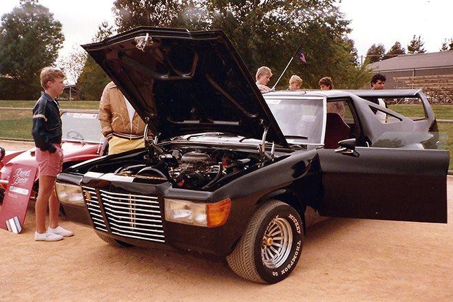 John Zeigler's Holden HJ Ute