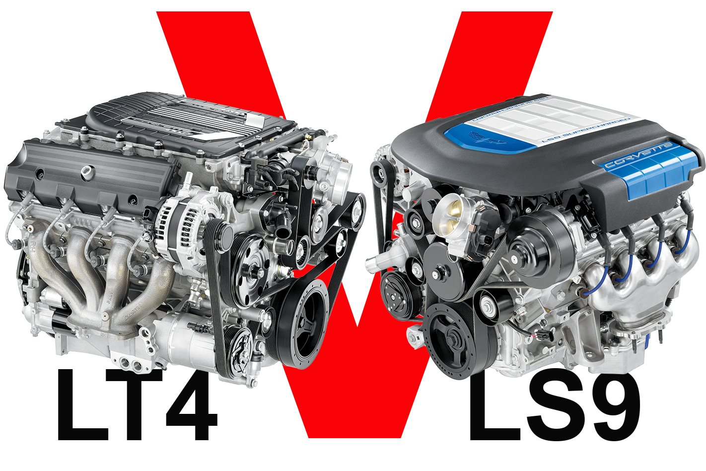 Ls Vs Lt Blown V on Ford 5 4 Triton Crate Engine