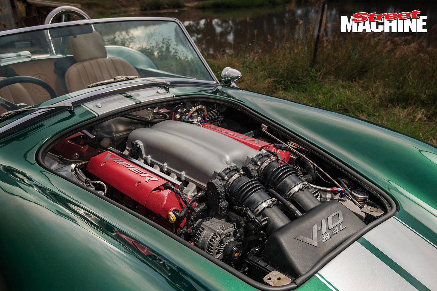 V10 Cobra engine