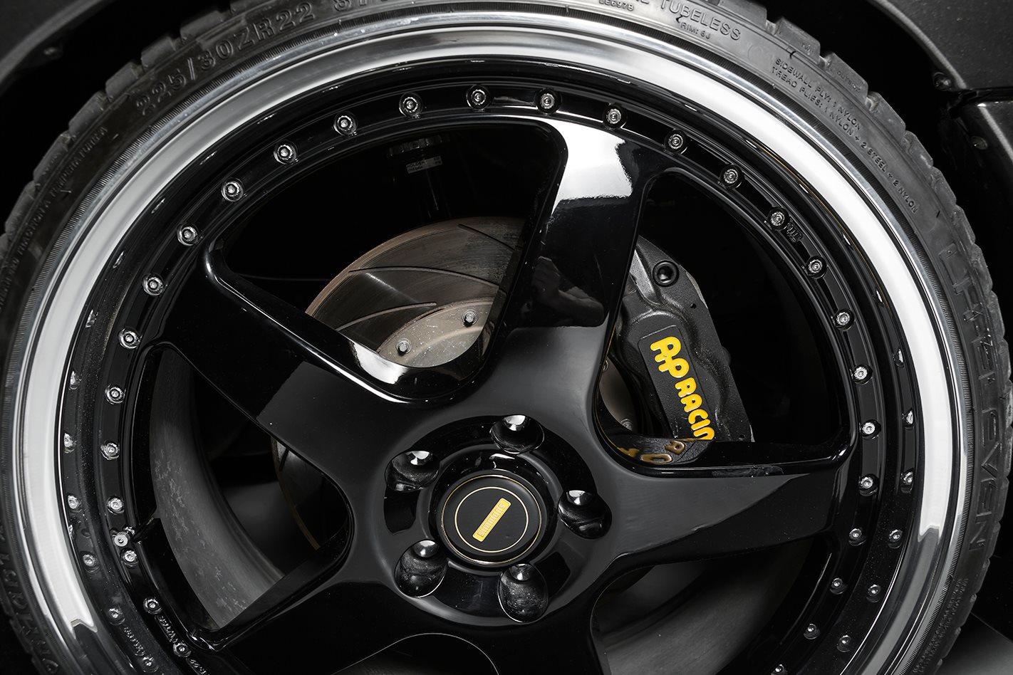 HSV Grange AP Racing brakes