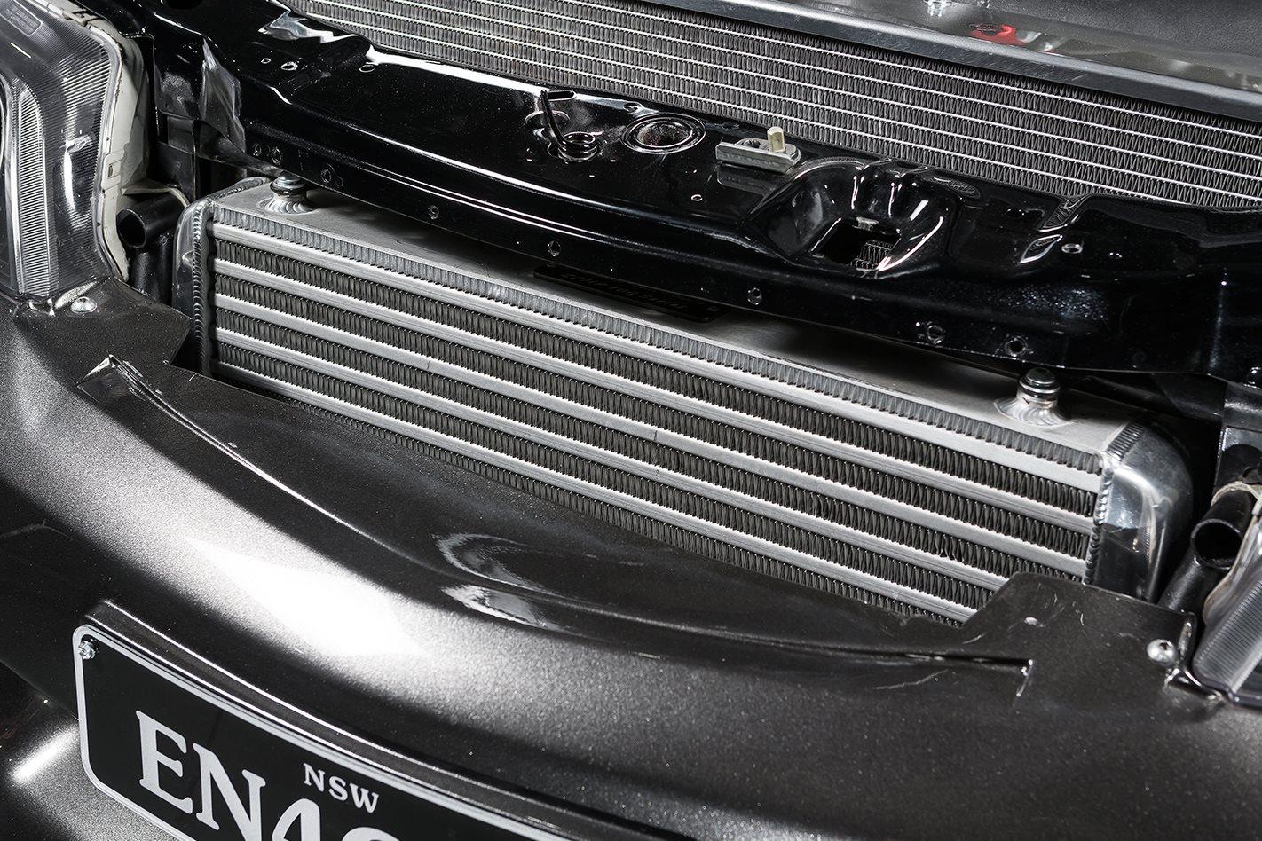 HSV Grange radiator