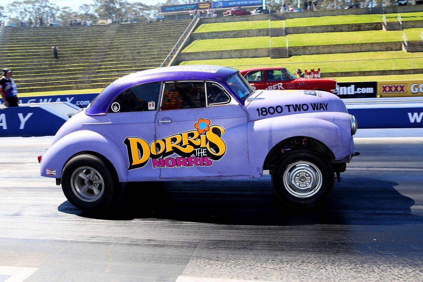 Dorris The Morris