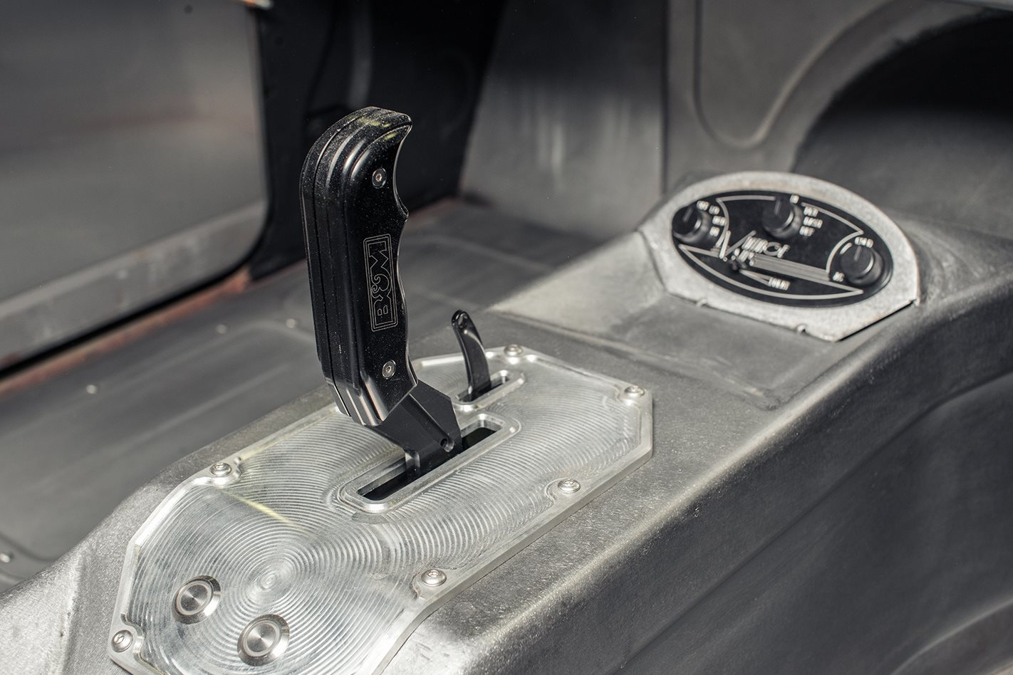 VG Valiant shifter