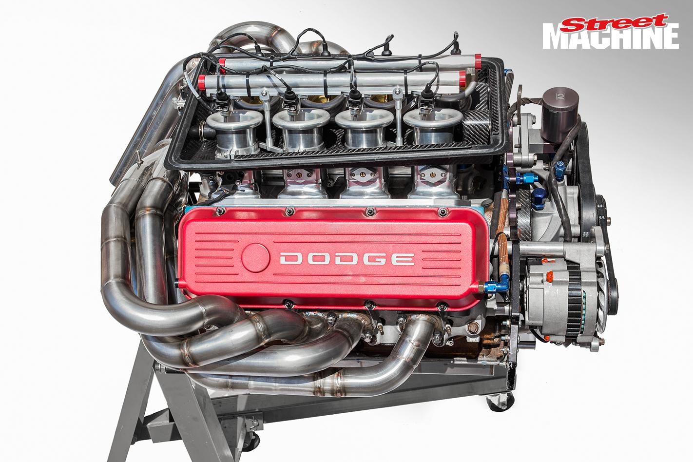 Nascar Engine Specs >> 358ci Dodge Nascar Motor