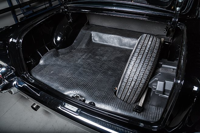 Chevrolet 150 boot