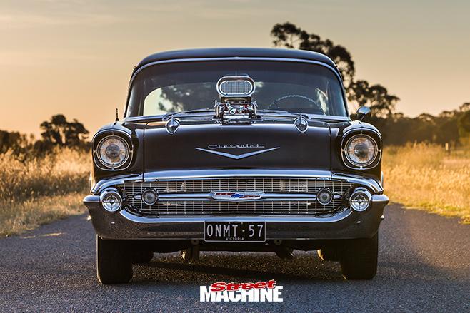 Chevrolet 150 front